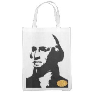 307x307 George Washington Patriot Bags Amp Handbags Zazzle