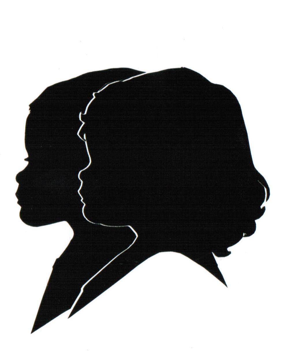 977x1233 Silhouette Silhouette Artist Edward Casey Silhouettes