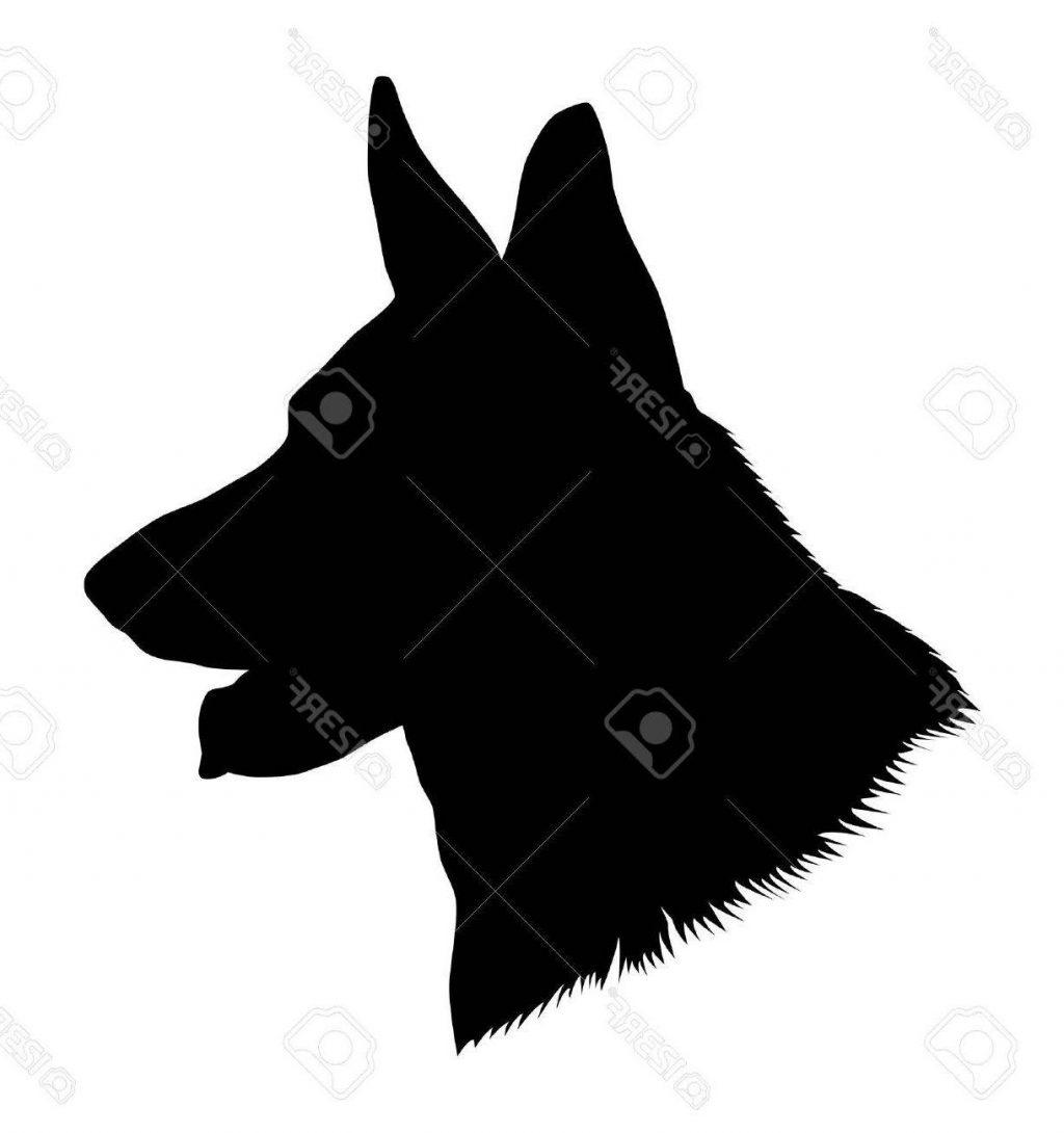 1024x1090 Dog Head Silhouette Dog Head Silhouette Backgrounds
