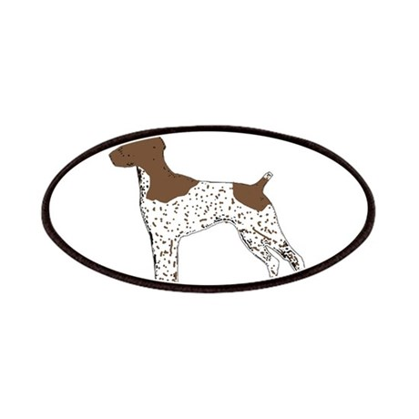 460x460 German Shorthaired Pointer Patches