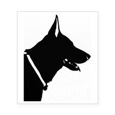 225x225 German Shepherd Silhouette Beer Label Fundraising For Saving