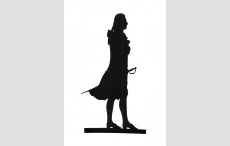 460x293 Silhouette German Literature Classic Writers Friedrich Schiller