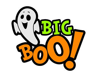340x270 Boo Ghost Svg Etsy