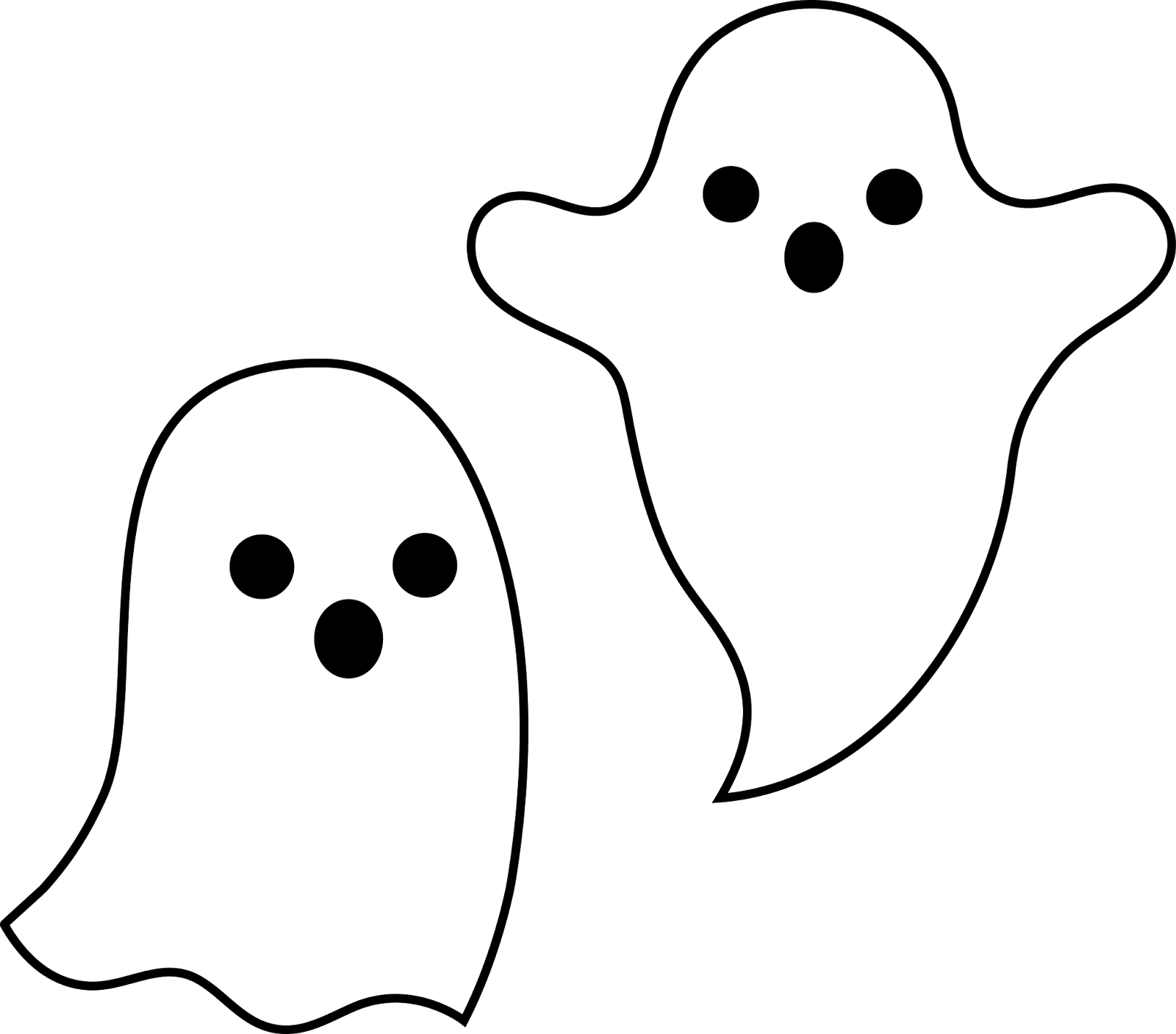 ghost silhouette clipart at getdrawings com free for personal use rh getdrawings com  halloween ghost clipart free