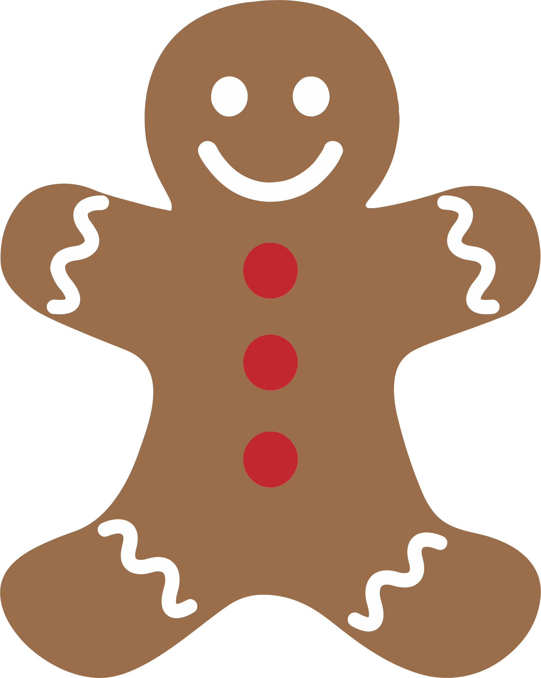 1876x2352 Gingerbread Man By Gdj Images Gingerbread Man