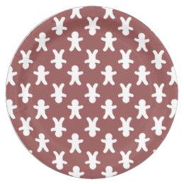 260x260 Gingerbread Pattern Kitchen Accessories Amp Supplies Zazzle