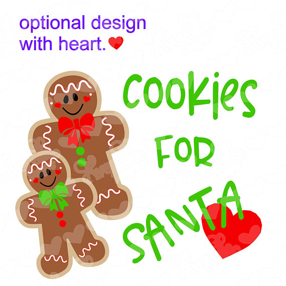 570x570 Cookies For Santa Svg Plus 2 Other Svgs Silhouette Christmas Svg