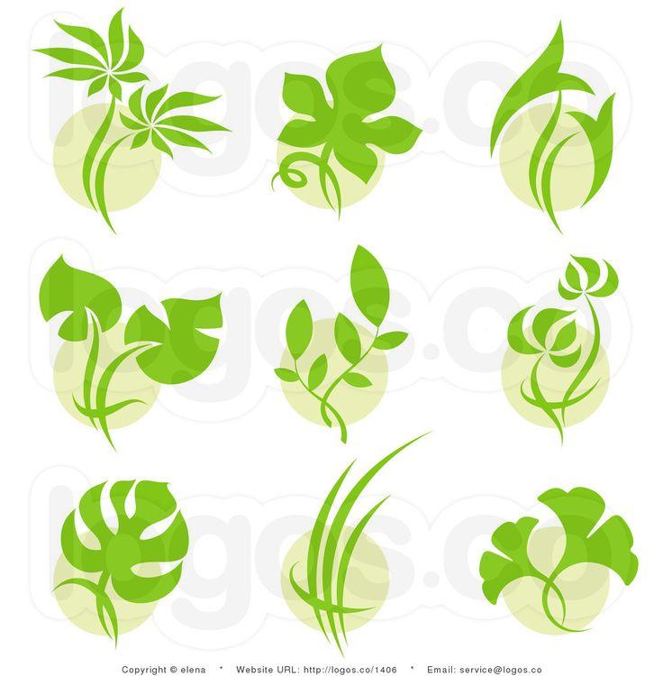 Ginkgo Leaf Silhouette