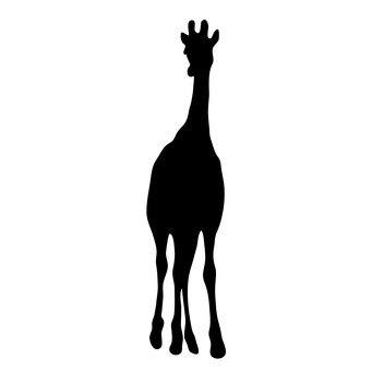 341x340 Free Cliparts Giraffe, Graphical, Cute