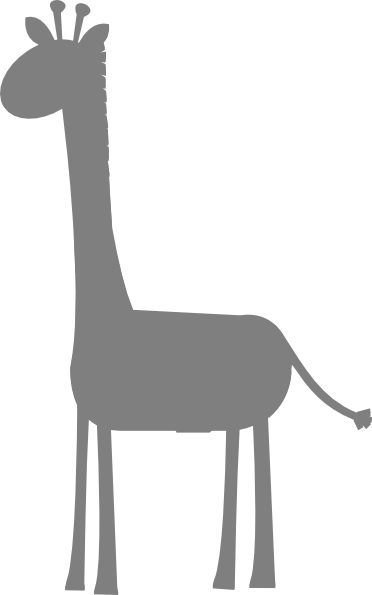 giraffe silhouette clipart at getdrawings com free for personal rh getdrawings com free giraffe clip art images free giraffe clipart black and white