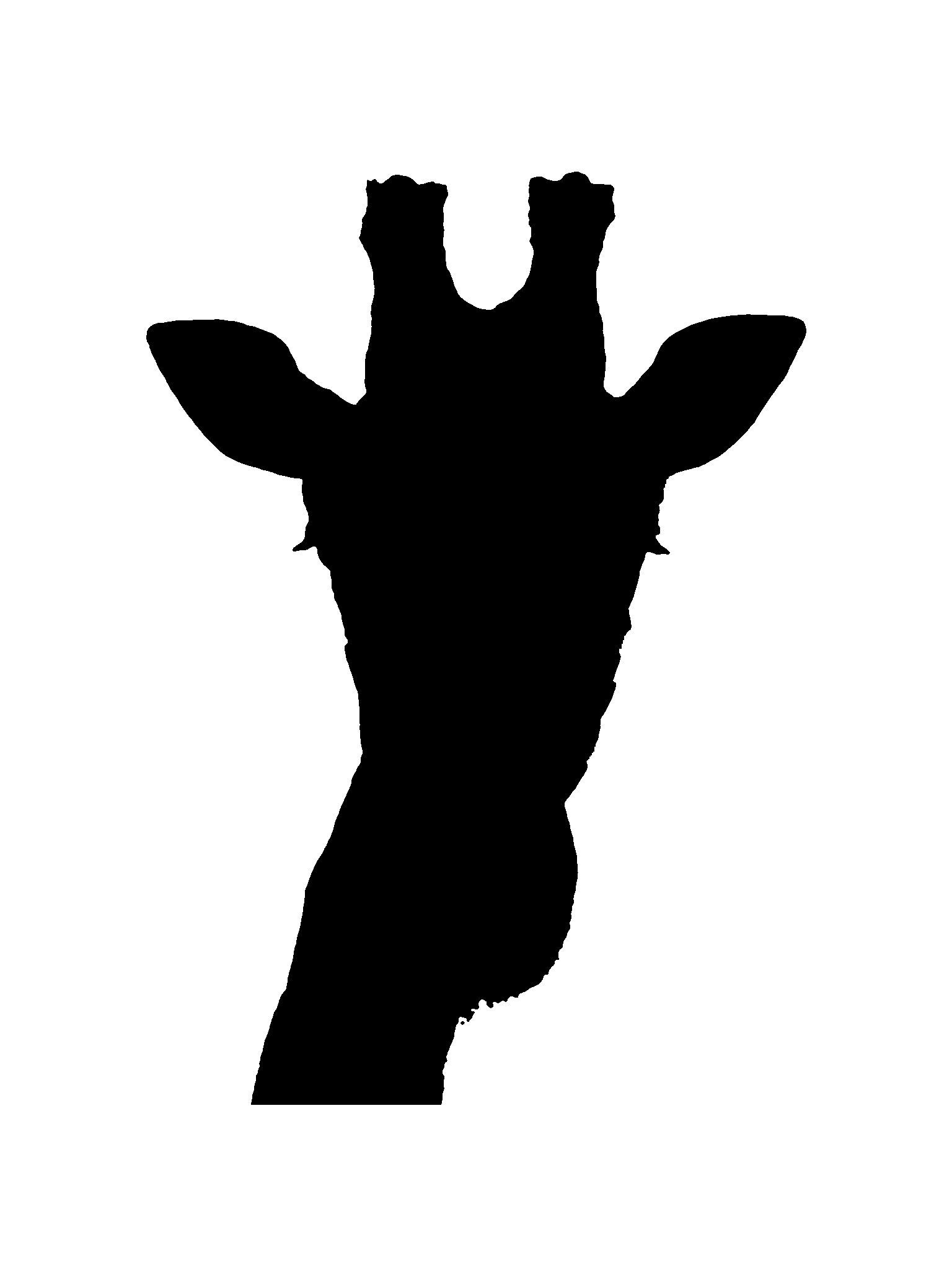 1536x2056 Camera Silhouette Png Best Of Giraffe Head Silhouette Clip Art
