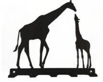 214x170 Giraffe Silhouette