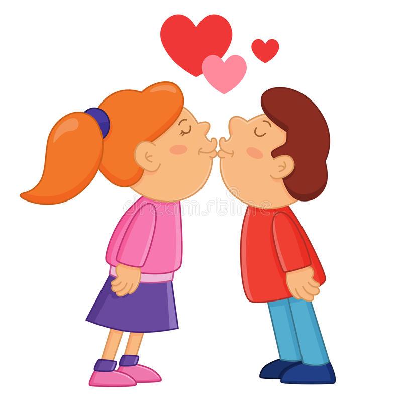 800x800 Kissing Clipart Nice Boy