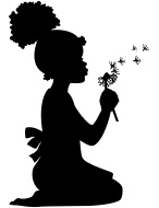 146x190 Blowing Dandelion Silhouette Keywords And Pictures