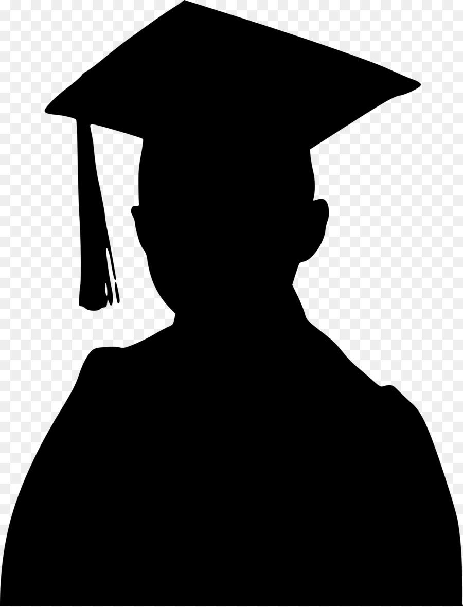 900x1180 Graduation Ceremony Silhouette Clip Art