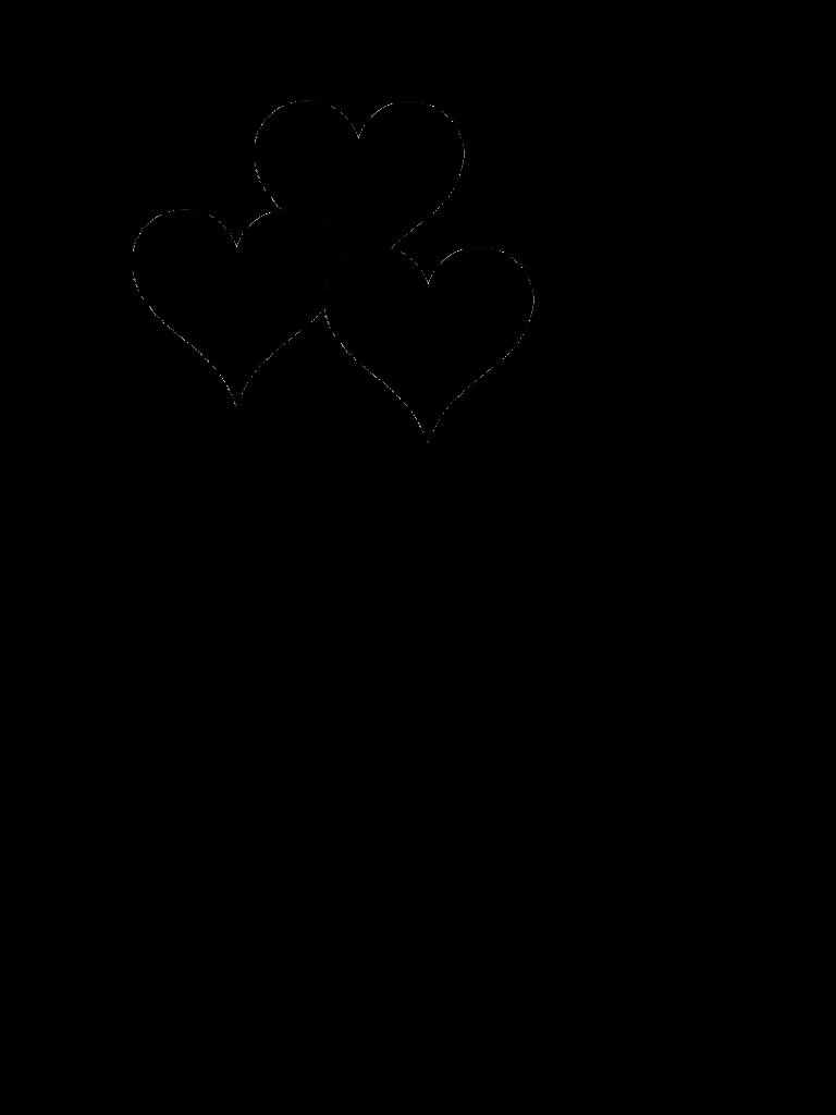 768x1024 Balloon Clipart Silhouette