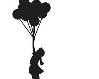340x270 Banksy Balloon Girl Etsy