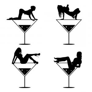 300x300 Png Cocktail Garnish Martini Euclidean Vector Vector C Lazttweet