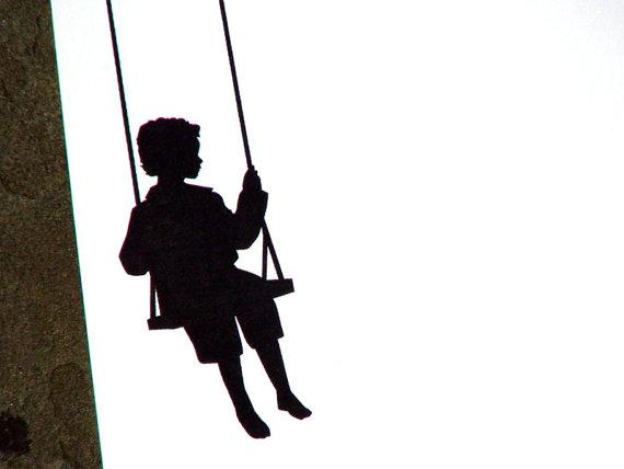 570x428 Little Girl Silhouette Swinging Meinafrikanischemangotabletten