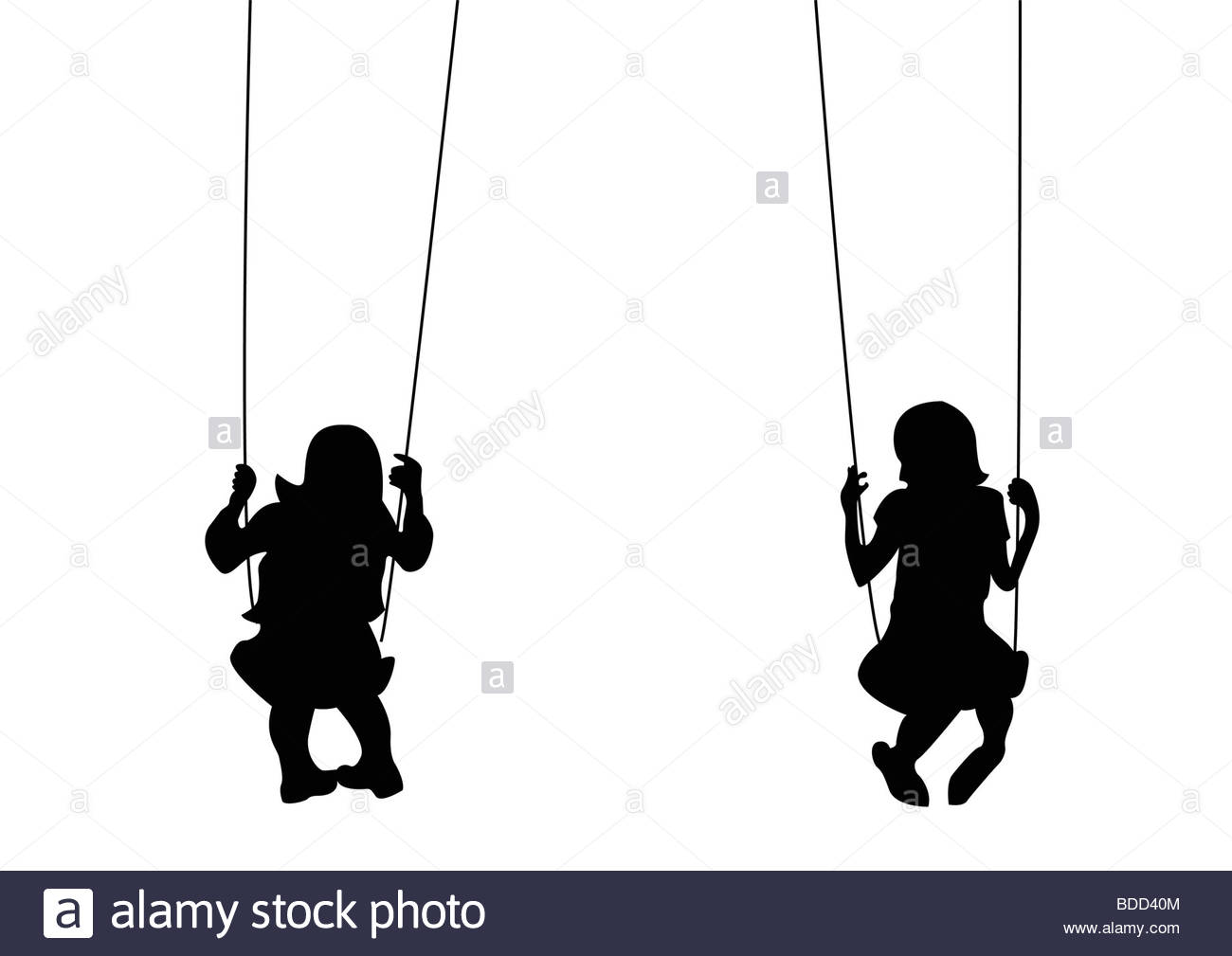 1300x1009 Girl On Swing Silhouette Isolated Stock Photos Amp Girl On Swing