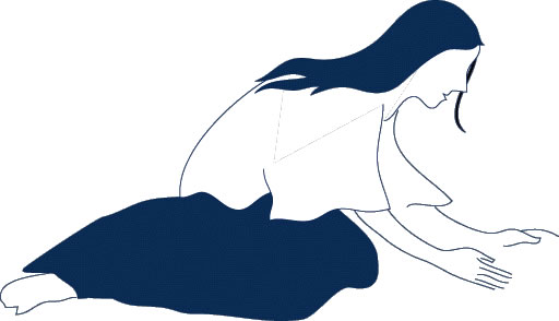 girl praying silhouette at getdrawings com free for personal use rh getdrawings com  clipart of girl crying