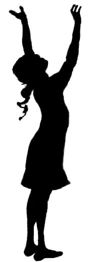 182x518 Walking Makes Me Happy Silhouettes, Woman Silhouette And Crafty