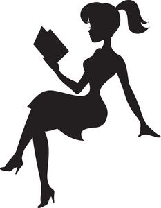 233x300 Reading Clipart Image