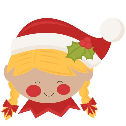 432x432 Buddy The Elf Outline Free Clipart