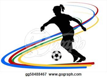 350x254 Womens Soccer Clipart Amp Womens Soccer Clip Art Images