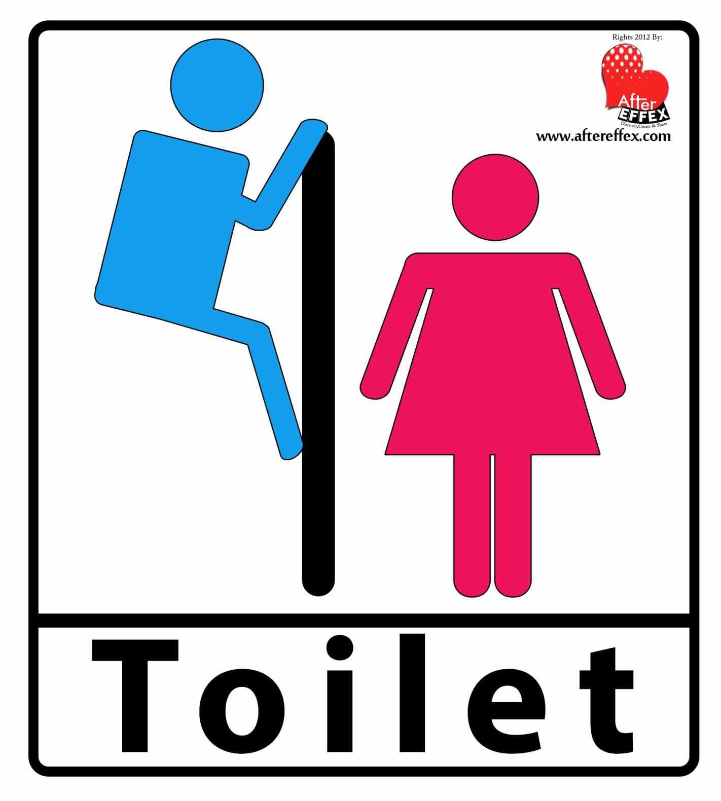 1422x1580 Girls Bathroom Sign Clipart Tristano.win