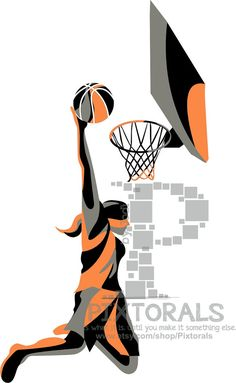 236x383 2467 Girls Basketball Logo Design Of Basketball Silhouettes