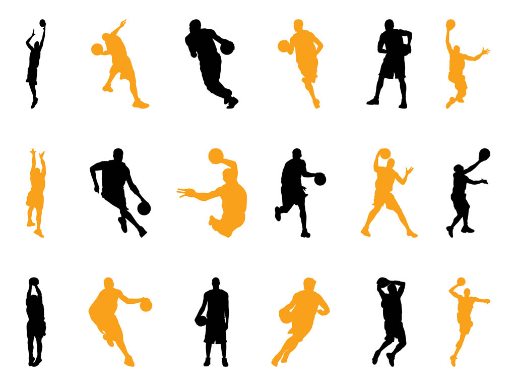 1024x765 Free Girls Basketball Clipart, Hanslodge Clip Art Collection