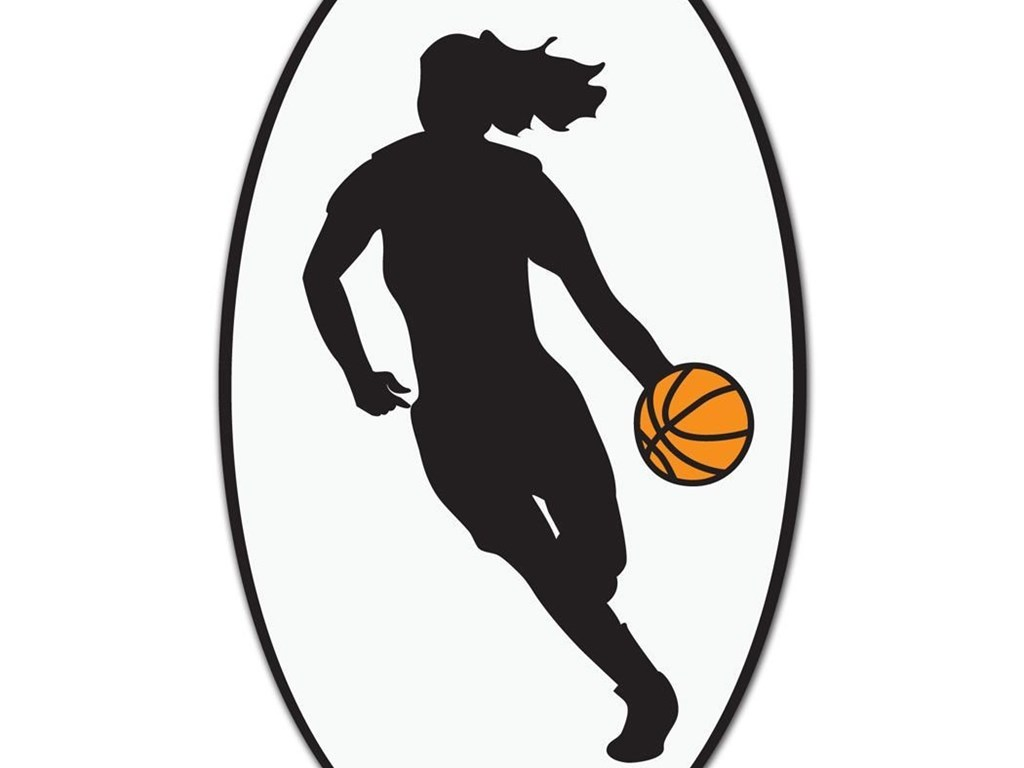 girls basketball silhouette at getdrawings com free for personal rh getdrawings com girl basketball clipart girls basketball clipart free