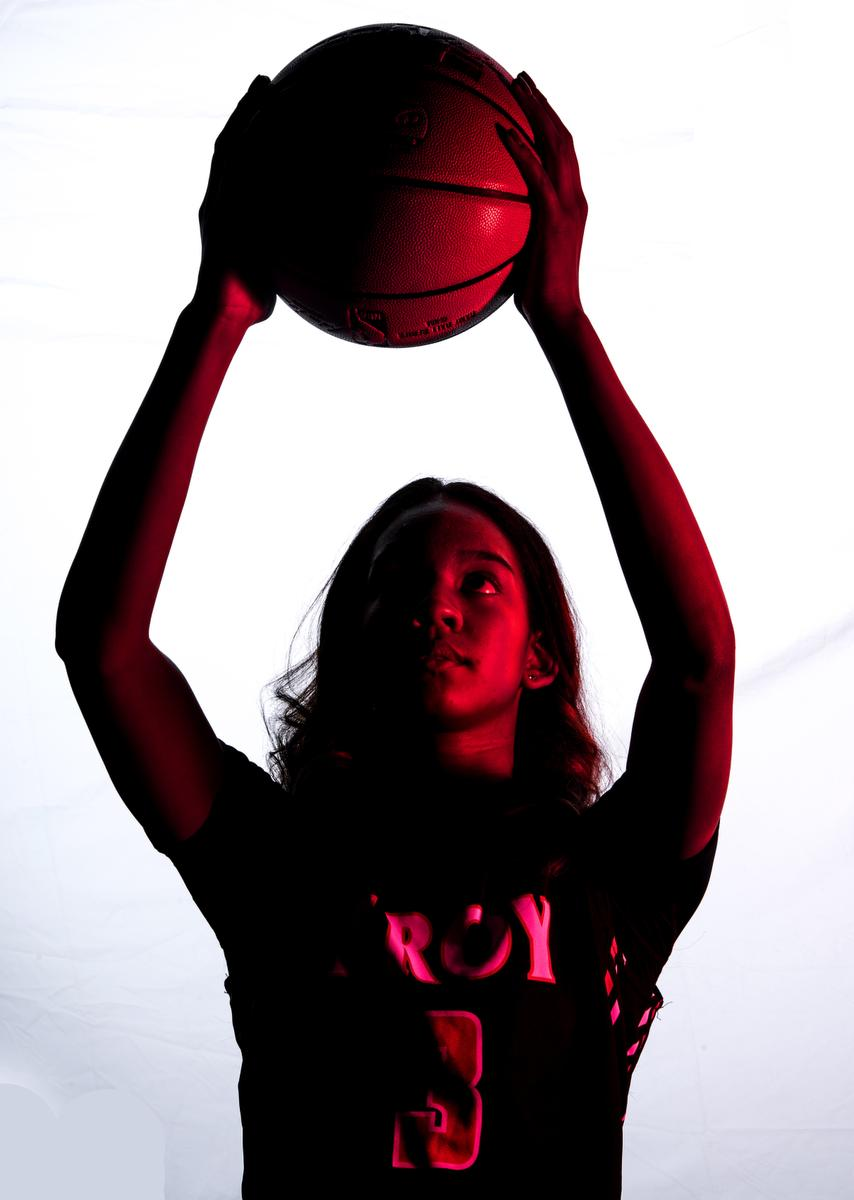 854x1200 All County Girls Basketball First Team Orange County Register