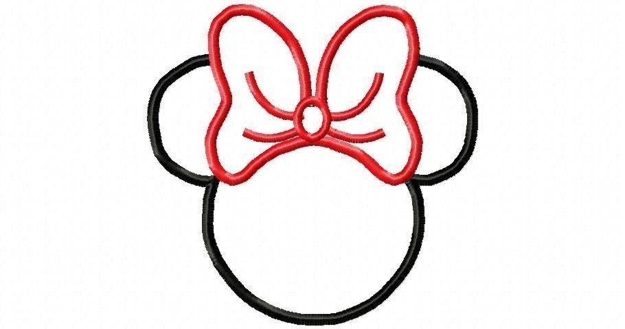 910x480 Pix For Gt Mickey Mouse Ears Silhouette Clip Art Disney