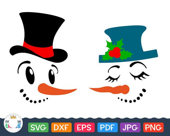 570x456 Snowman Face Svg Snow Woman Clip Art Christmas Svg Files Download