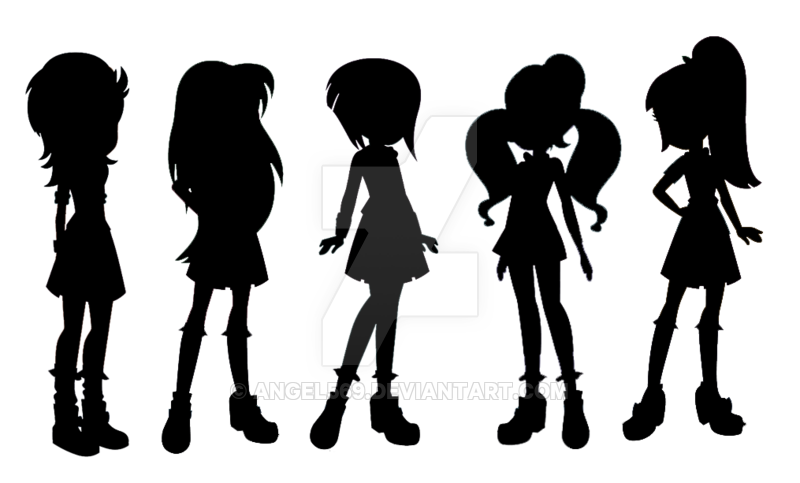 800x483 Crystal Prep Girls Silhouette By Angel569