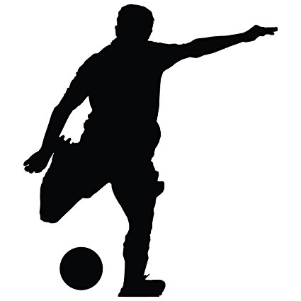 425x425 Soccer Wall Decals By Thevinylguru