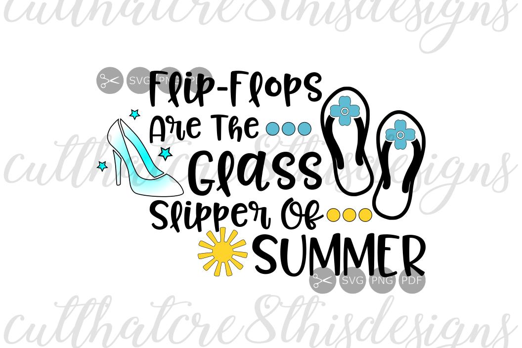 1056x704 Flip Flops The Glass Slipper Of Summer, Design Bundles