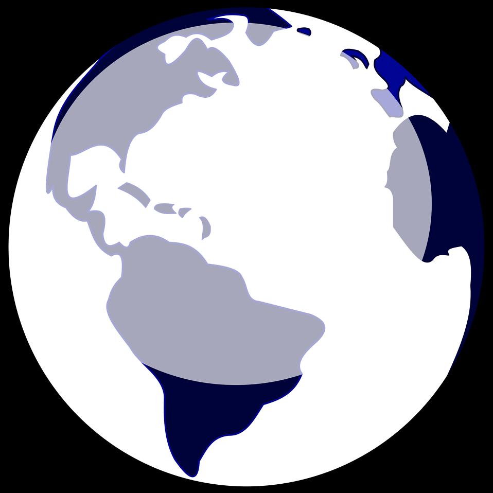 958x958 Globe Free Stock Photo Illustration Of A Globe