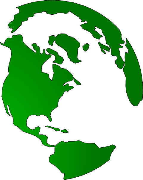 Globe silhouette at getdrawings free for personal use globe 480x601 globe green clip art publicscrutiny Image collections