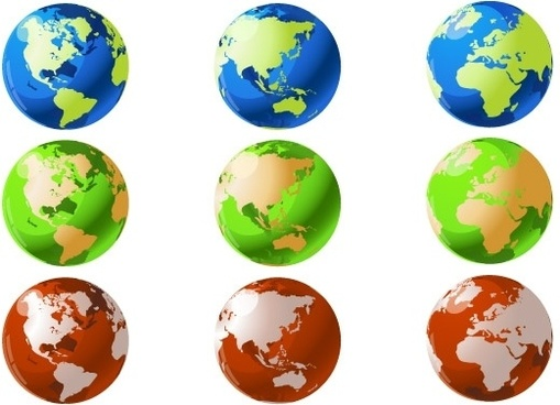 509x368 Globe Free Vector Download (749 Free Vector) For Commercial Use