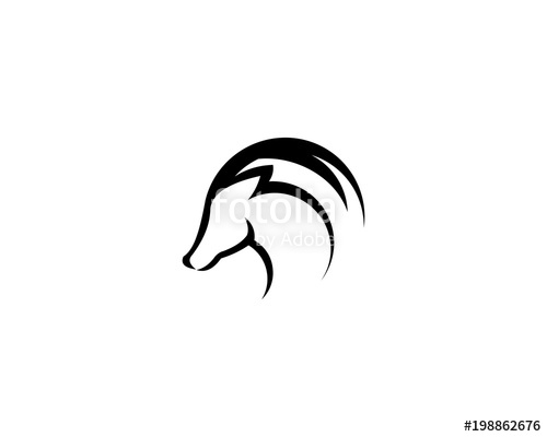 Goat Head Silhouette at GetDrawings com | Free for personal use Goat