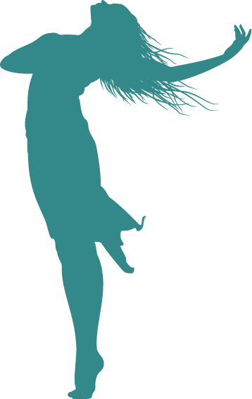 358x566 Related Pictures Illustration Woman Praising God Silhouette