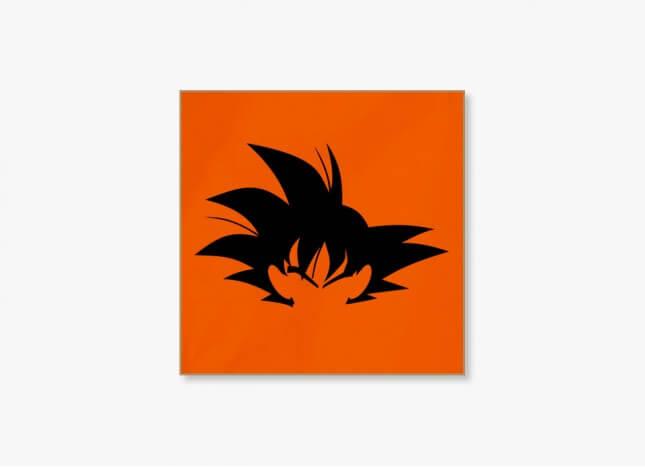 645x467 Dragon Ball Z Goku Fridge Magnet Redwolf