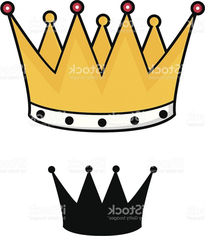 1064x1228 Gold Crown Silhouette Vector Shopatcloth