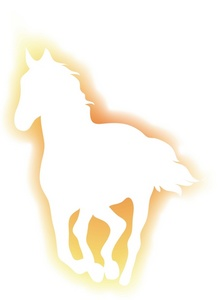 219x300 Free Horse Clipart Image 0071 0906 1321 4221 Computer Clipart