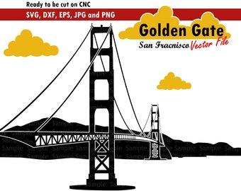 340x270 San Francisco Dxf Etsy