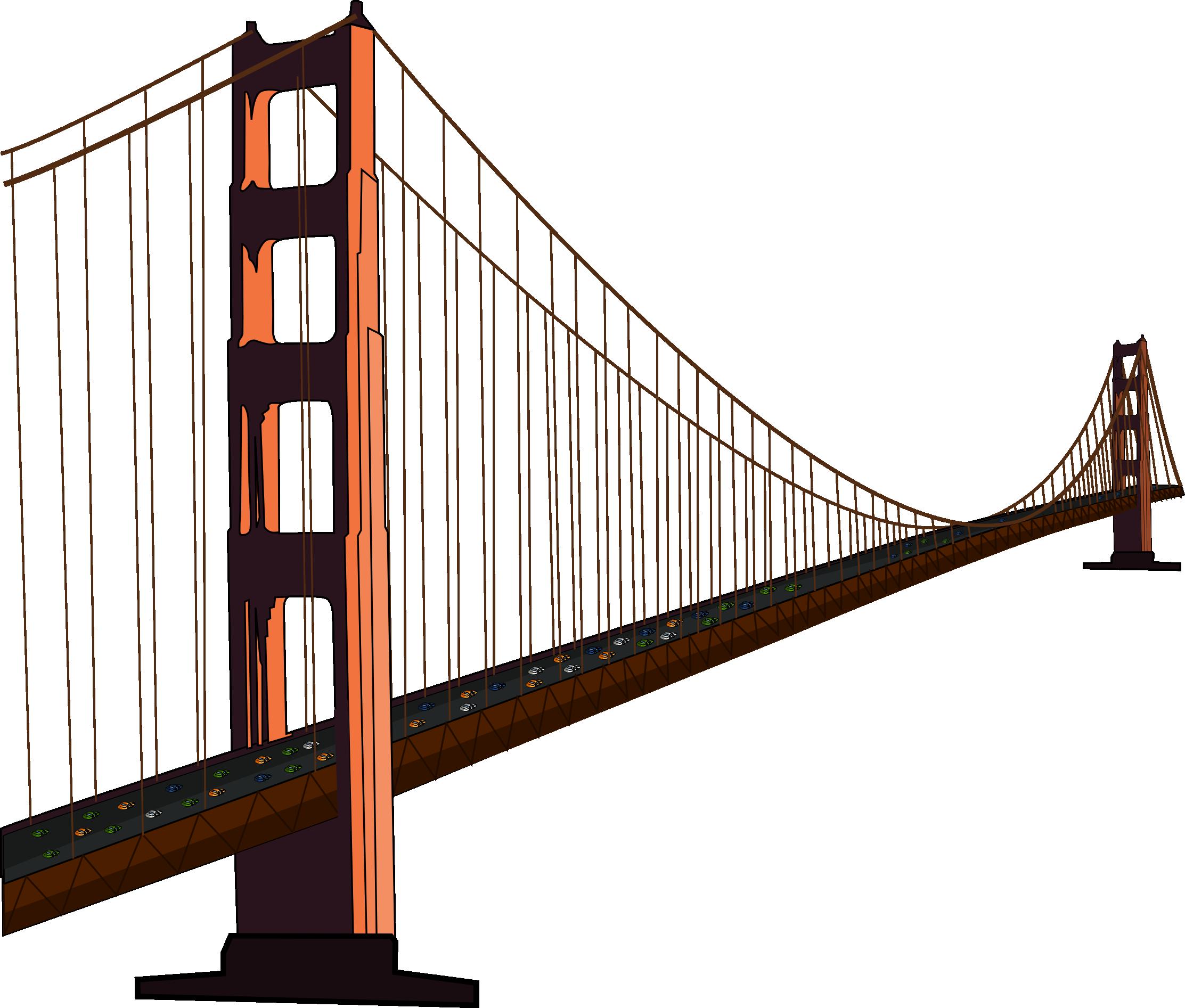 2225x1893 Free Golden Gate Bridge Clip Art Clip Art 2 Golden