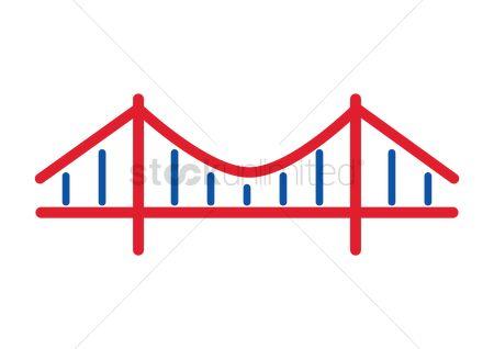 450x318 Free Golden Gate Bridge Stock Vectors Stockunlimited